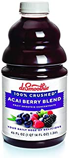 Dr. Smoothie 100% Crushed Acai Berry Blend, 46 Ounce