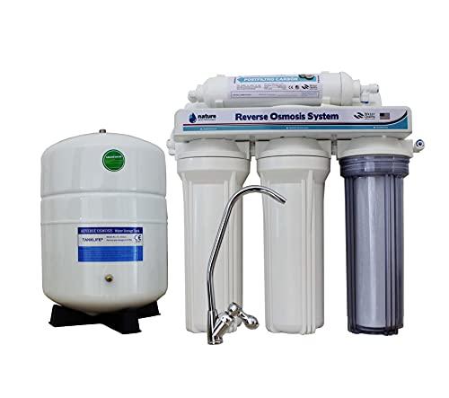 NATURE WATER PROFESSIONALS Equipo Osmosis Inversa 5 Etapas