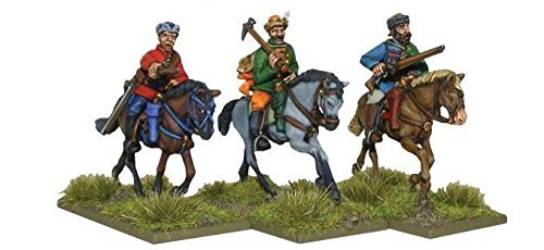 Pike & Shotte - Croat Cavalry - Wgp.tyw.33 - Warlord Games by Pike & Shotte - Thirty Years War 28mm