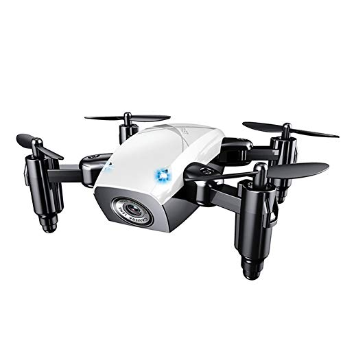 Harwls Quadcopter Drone Mini Headless Drone Afstandsbediening Foldable Drone HD Camera Outdoor Speelgoed