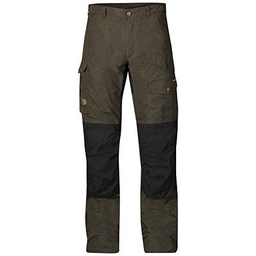 Fjällräven Herren Barents Pro Trousers Hose, Grün (Dark Olive), 52