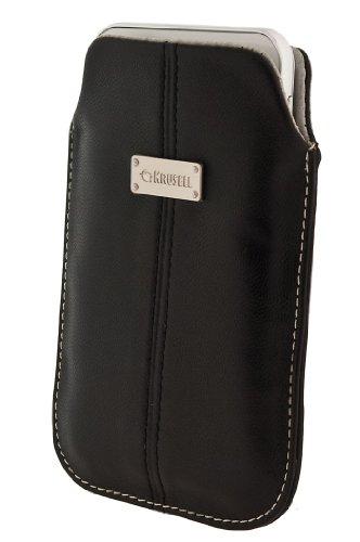 Krusell Luna Handy Leder Etui schwarz 4XL