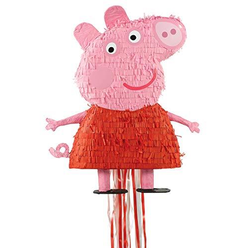 BirthdayExpress Peppa Pig Pinata