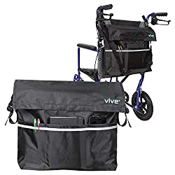 Best Bags for Wheelchairs and Walkers #1 - Vive Wheelchair Bag