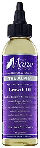 THE MANE CHOICE Hair Growth Oil