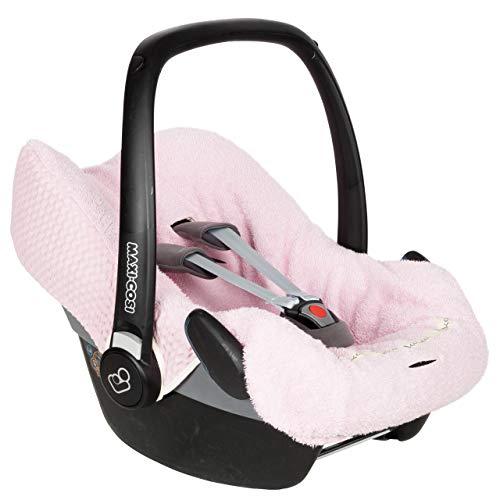 koeka Bezug für maxi-cosi Old Baby Pink