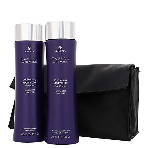 Alterna Caviar Replenishing Moisture Shampoo & Acondicionador 250ml Regalo...