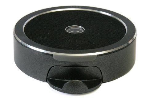 Odys Xound Circle 3in1 ( Bluetooth Stereolautsprecher 2x 5 W, NFC, Freisprecheinrichtung, Tablet-Ständer, Lithium-Ion-Akku, Aux-Eingang)