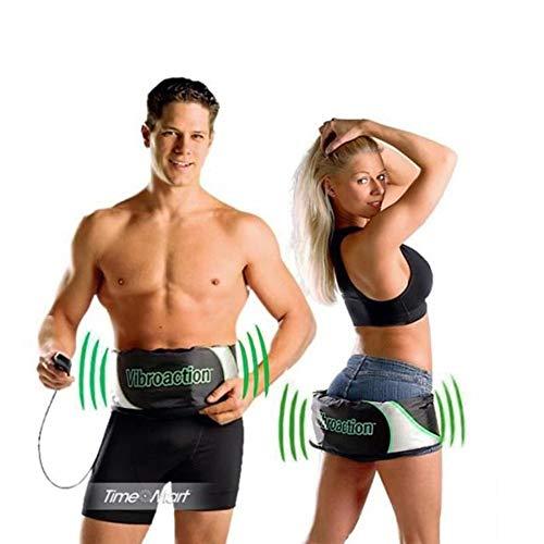 Vibroaction Massagegürtel, vibro-Form, geeignet für Bauch, Beine, Oberschenkel