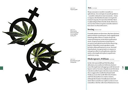 41V2X0bYJwL - The Cannabis Dictionary: Everything you need to know about cannabis, from health and science to THC and CBD