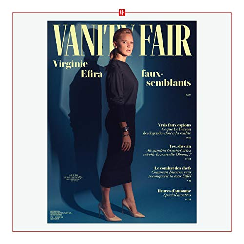 Vanity Fair : octobre 2018 audiobook cover art