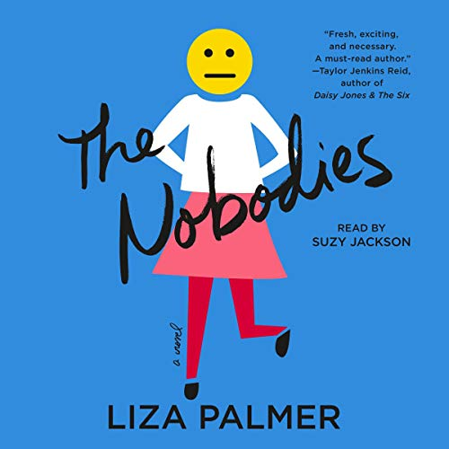Couverture de The Nobodies