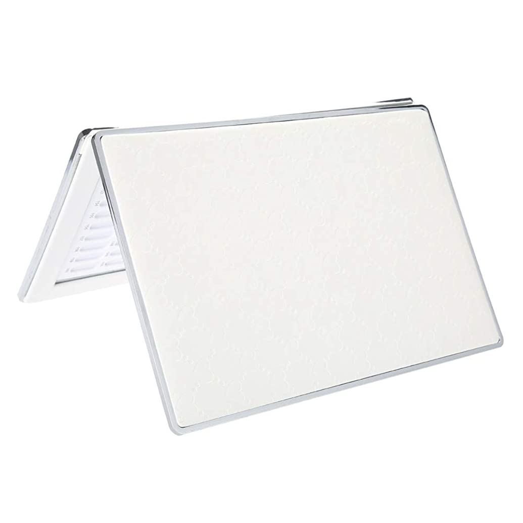 小麦粉文庫本代わりのネイルアートディスプレイ 160色 ディスプレイスタンド プラスチック板 ネイルポリッシュカラー ディスプレイ サロン アクセサリー(03)