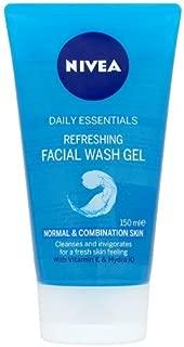 Nivea Daily Essentials Refreshing Facial Wash Gel (150ml)