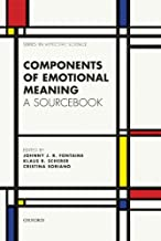 Best components of emotional meaning a sourcebook Reviews