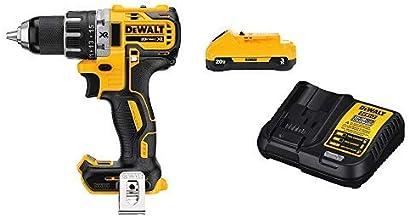 "DEWALT DCD791B 20V MAX XR Li-Ion 0.5"" Brushless Compact Drill/Driver with DCB230C.."