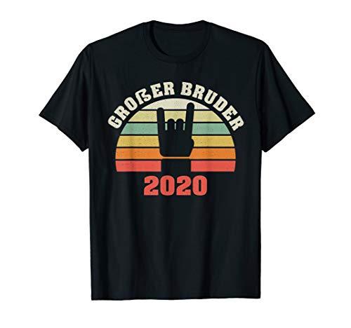 Grosser Bruder 2020 T-Shirt | Ich werde ein großer Bruder T-Shirt