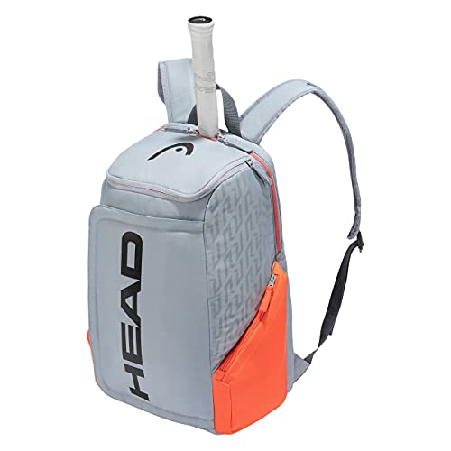 HEAD Rebel Tennis Backpack - 2 Tennis Racquet Carrying Bag with Padded Shoulder Straps