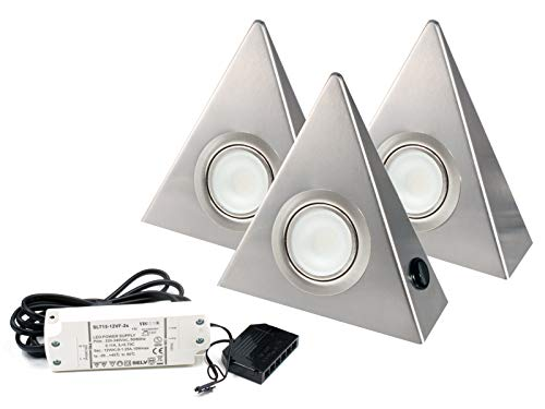 FuturaTrends -  3er Set LED
