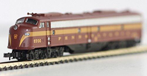 Märklin 88629 - US-Dieselelektrische Lokomotive E8A, Spur Z