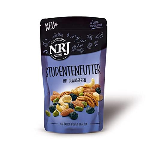 NRJ Nueces 10 x 150 g (comida para estudiantes, 10 x 150 g)