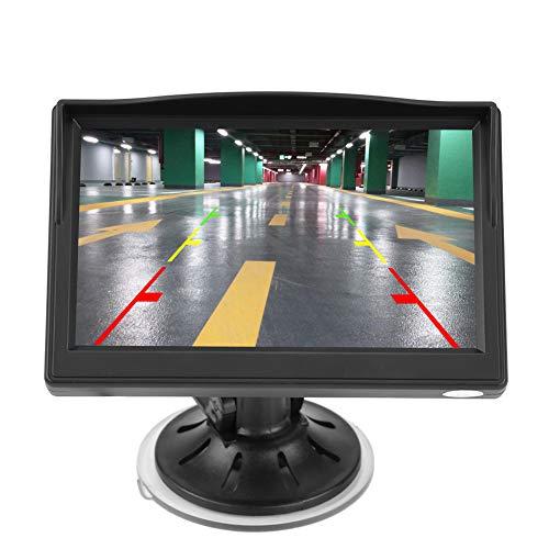 Esenlong 5 TFT LCD Monitor Coche Cámara de Marcha Atrás Inalámbrica Sistema de Visión Trasera Kit 1 Conjunto