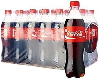 Coca-Cola Regular Soft Drink Bottles, 24 x 500 ml