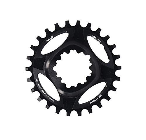 MASE Sports GXP Direct Mount CR-A23 - Plato para bicicleta de montaña (26 dientes), color negro
