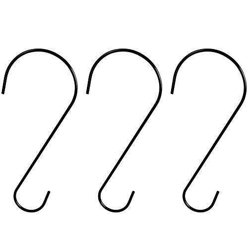 VIPITH Metallhaken für Futterspender, 30,5 cm, 3 Stück