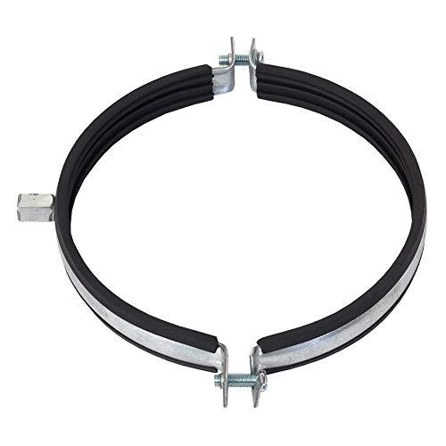 Ø 160 mm pijpklem wikkelbuis afdichting rubberen afdichting houder buis ventilator