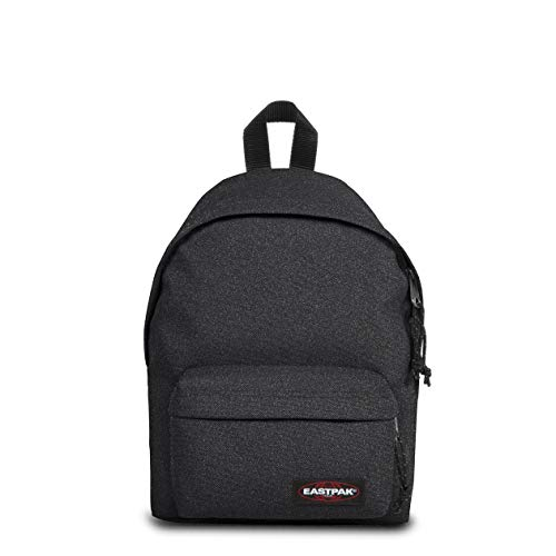 Eastpak Orbit Mini Zaino, 34 cm, 10 L, Nero (Spark Dark)