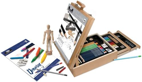 Top 10 Best drawing supplies for kids 9-12 Reviews