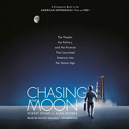 Chasing the Moon (Audiobook)
