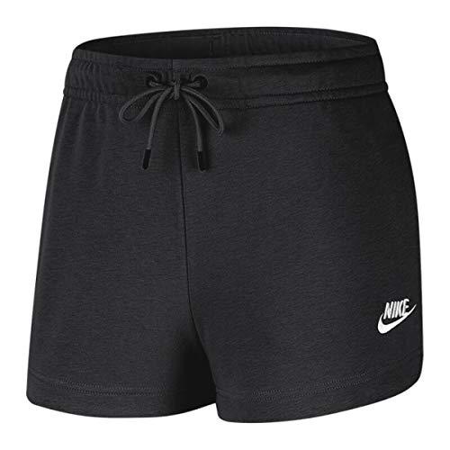 Nike Damen CJ2158-063 Boardshorts, Gris/Blanco, XL