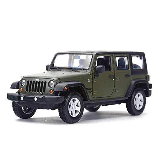 LYQQQQ Coche Deportivo Modelo de vehículo utilitario Coche