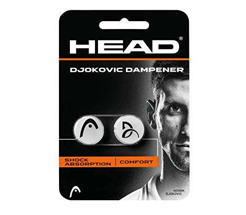HEAD Djokovic Dämpfer Unisex White