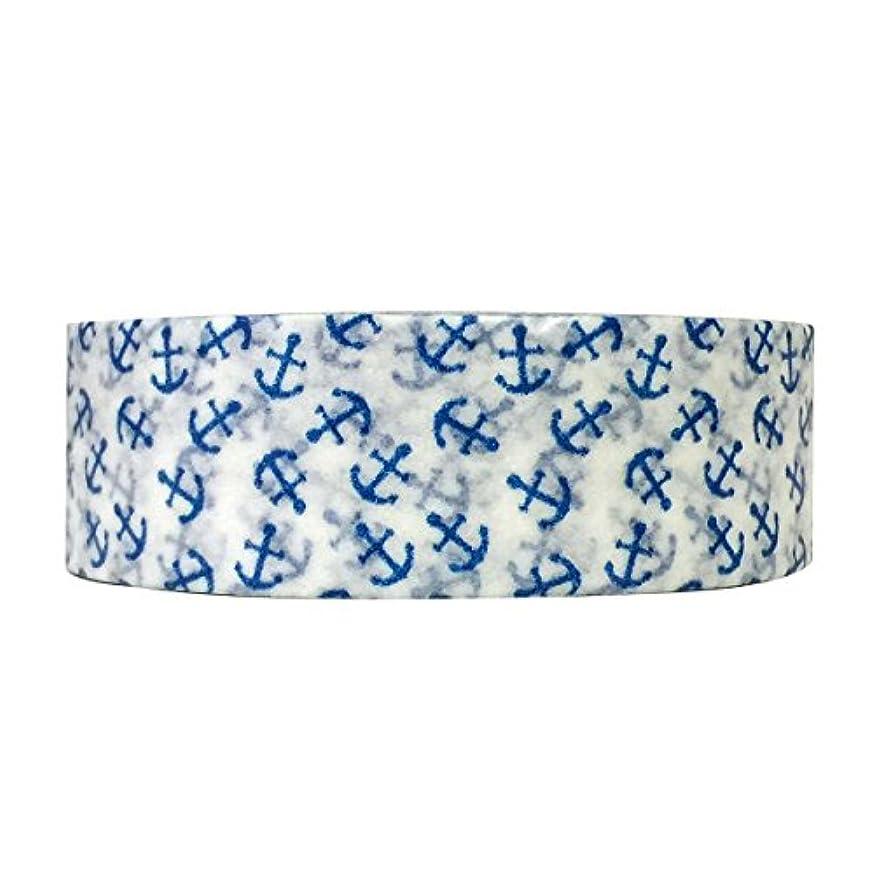 Allydrew Decorative Washi Masking Tape, Anchors Away