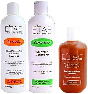 E`tae Shampoo, Conditioner, & Treatment Combo Value Pack