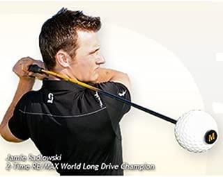 Momentus Junior Speed Whoosh Golf Swing Trainer with Training Grip