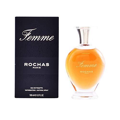 Perfume Mujer Femme Rochas (100 ml) Perfume Original | Perfume de Mujer | Colonias y Fragancias de Mujer