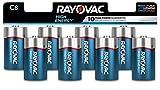 Best C Batteries - Rayovac C Batteries, Alkaline C Cell Batteries Review