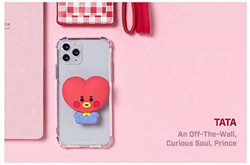 Soporte de agarre para smartphone BT21 Baby Bubbly Pop Tok (TATA)