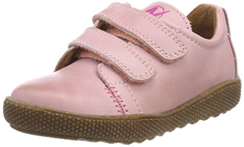 Naturino Mädchen Meadow VL Hohe Sneaker, Pink (Rosa), 23 EU
