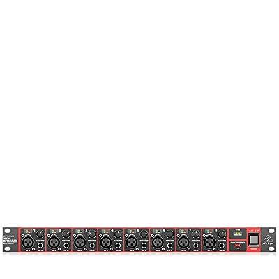Behringer ADA8200 Microphone Preamplifiers