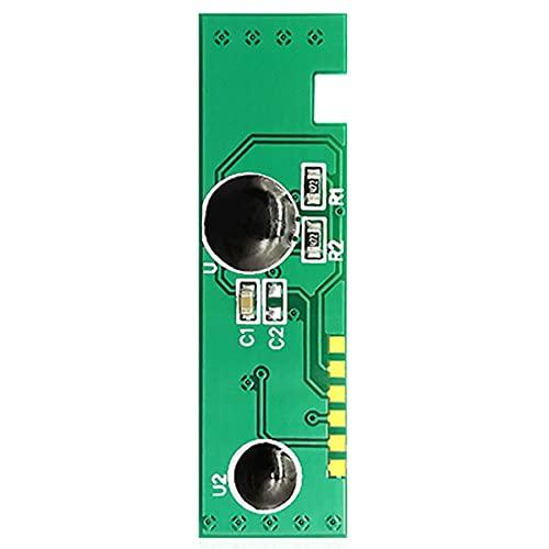 Chip CLT 404 clt-404s para Samsung SL-C430W SL-C432W SL-C433W SL-C480FW SL-C480W SL-C482FW SL-C483FW SL-C483W Chip de Cartucho (Color : Y EUR(See ELS XSG))