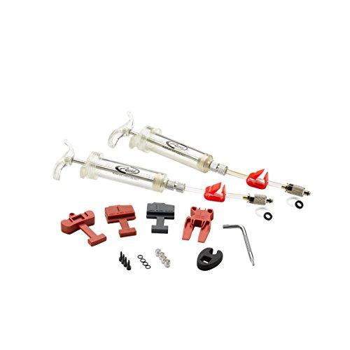 SRAM Entlüftungskit Pro für Hydraulische Scheibenbremsen (Ohne Dot 5.1 Bremsflüssigkeit), 00.5318.016.003 Bremsen/bremsanlagen, schwarz, Einheitsgröße
