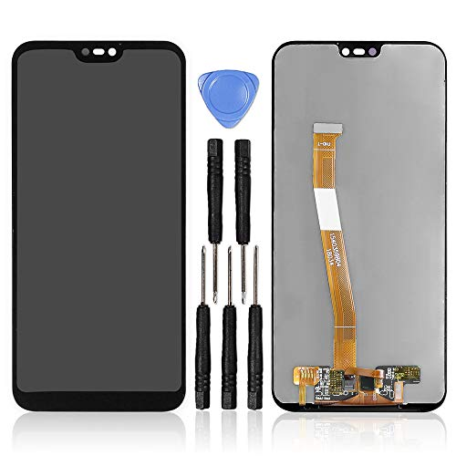 "LL TRADER Pantalla para Huawei P20 Lite 5.84"" Reemplazo de Táctil Retina LCD Digitalizador con Herramientas"