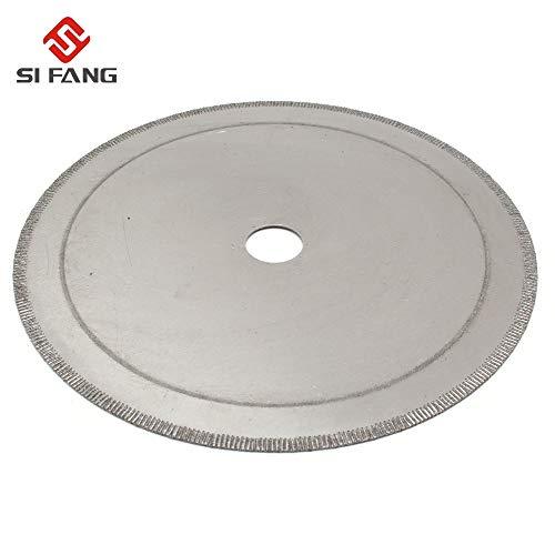 Fantastic Deal! Xucus 150~200mm 6inch~8inch Super-Thin Diamond Saw Blades Lapidary Cutting Disc Saws...