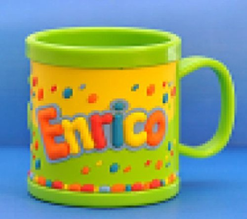 My name - Tasse Enrico