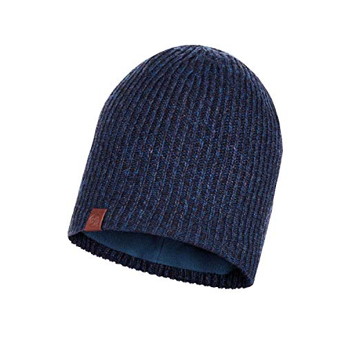 Buff Herren Strickmütze Lyne, Night Blue, One Size